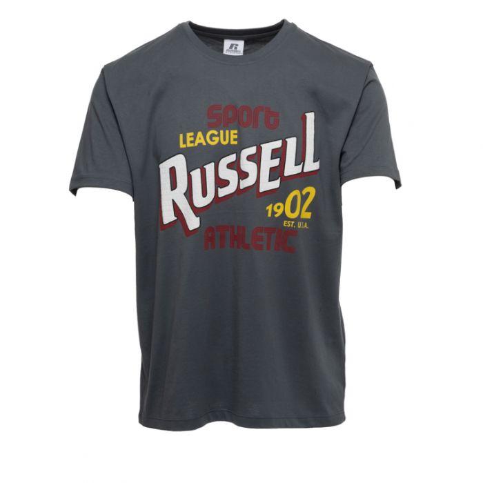 Russell Sport League t-shirt με τύπωμα A0021-1