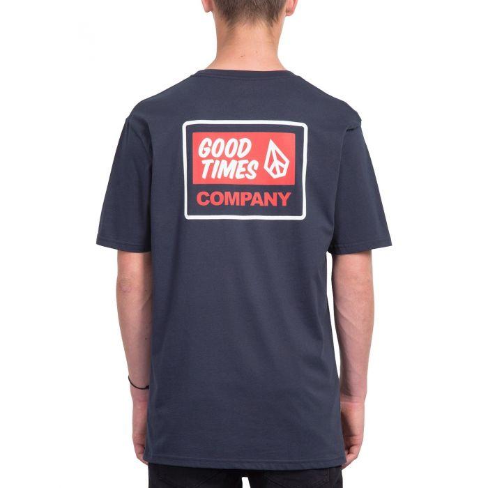 Volcom Is Good t-shirt κοντομάνικο A3511965