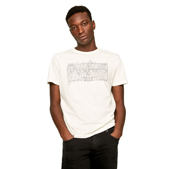 Pepe Jeans t-shirt με logo PM506908