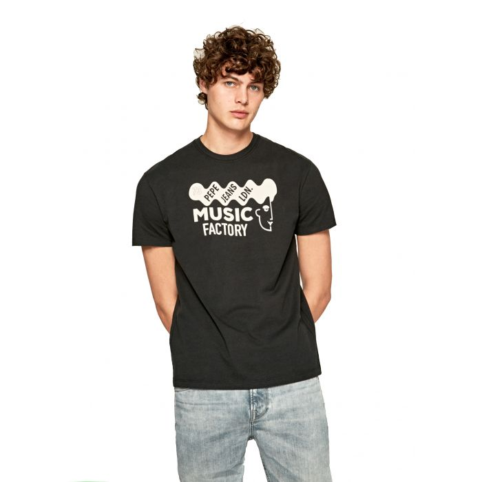 Pepe Jeans t-shirt με τύπωμα PM506919