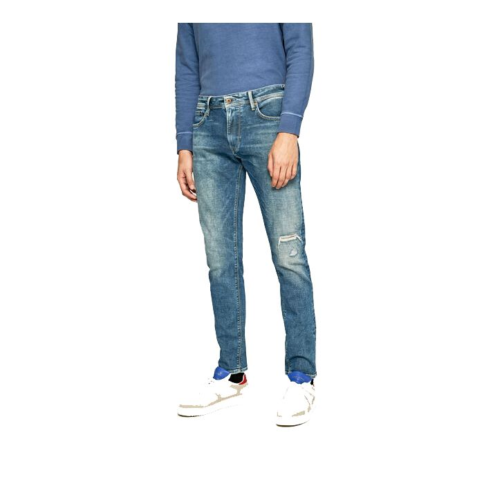 Pepe Jeans Stanely 34 παντελόνι τζιν PM201705HB64