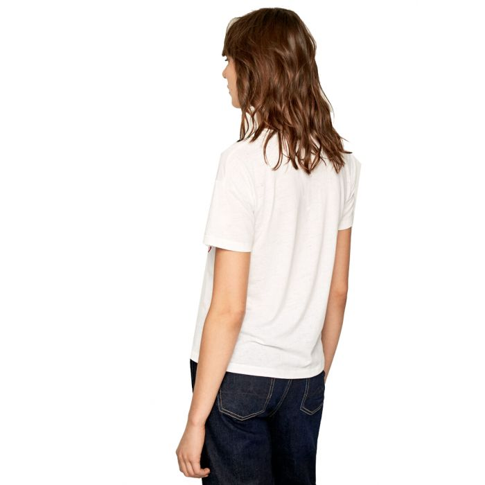 Pepe Jeans t-shirt με τύπωμα PL504338