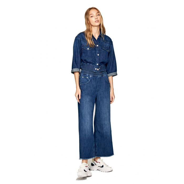 Pepe Jeans Carli πουκάμισο τζιν PL303595
