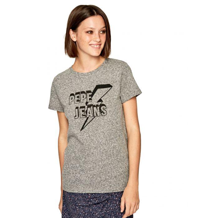 Pepe Jeans t-shirt με τύπωμα PL504351