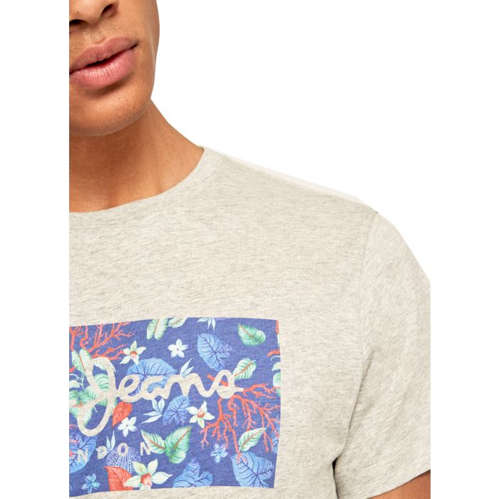 Pepe Jeans Morton t-shirt με τύπωμα PM507176