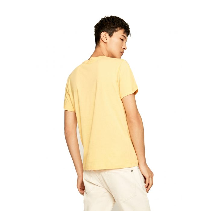 Pepe Jeans Theo t-shirt με τύπωμα PM507191