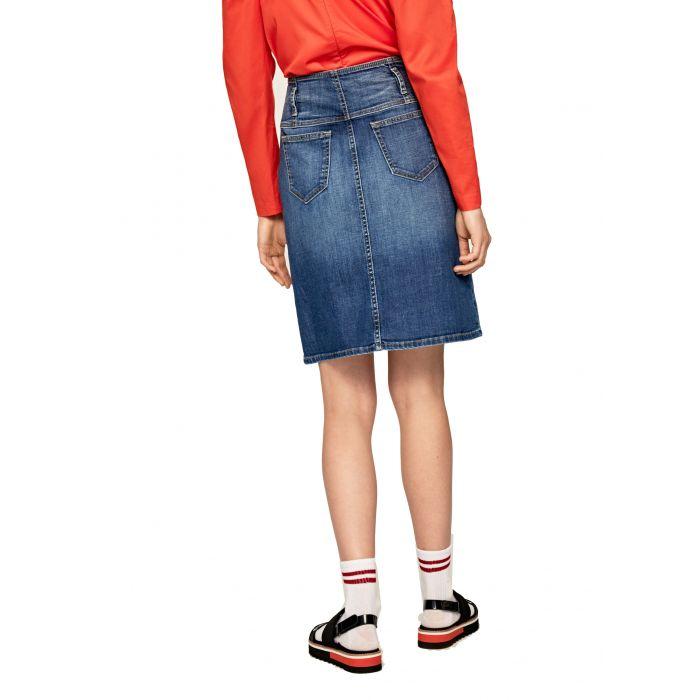 Pepe Jeans Evelyn φούστα τζιν PL900875
