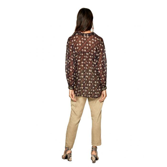 Pepe Jeans Gisela πουκάμισο μακρυμάνικο PL303678