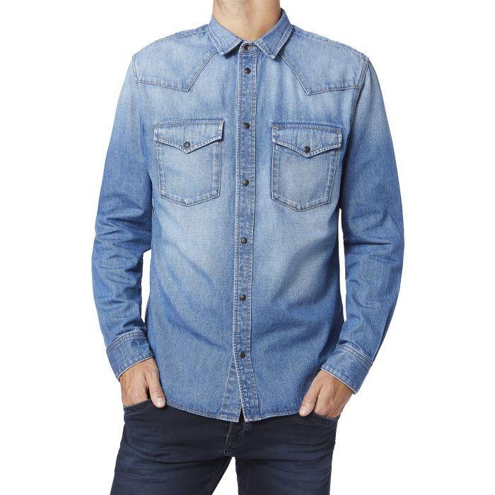 Pepe Jeans Noah πουκάμισο τζιν PM306529
