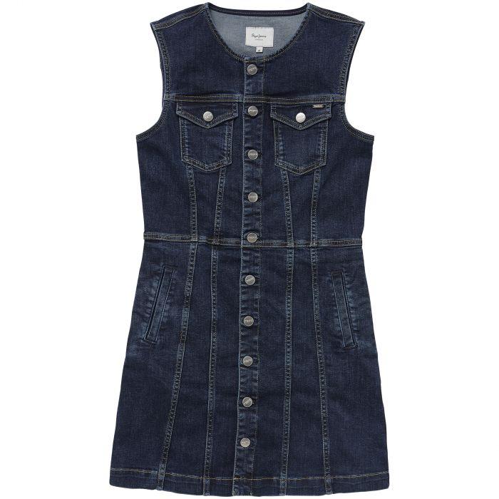 Pepe Jeans Linea φόρεμα τζιν PL952717