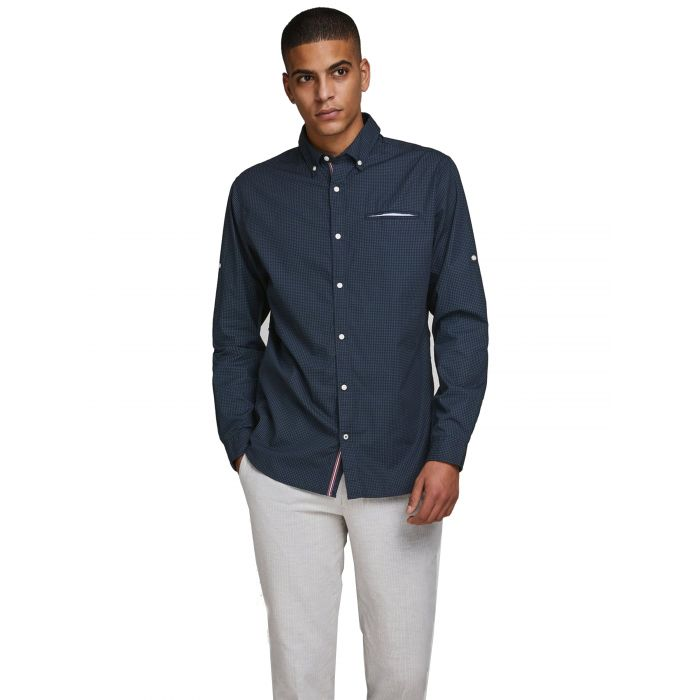Jack & Jones πουκάμισο μαρκυμάνικο 12166546