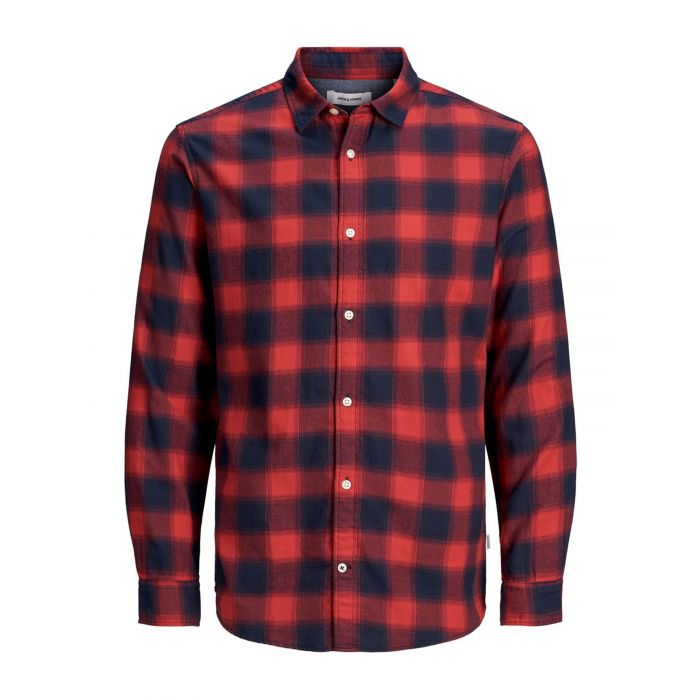 Jack & Jones πουκάμισο καρό 12173030