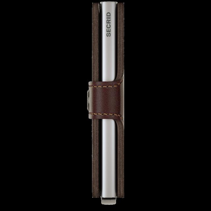 Secrid miniwallet original - Dark Brown