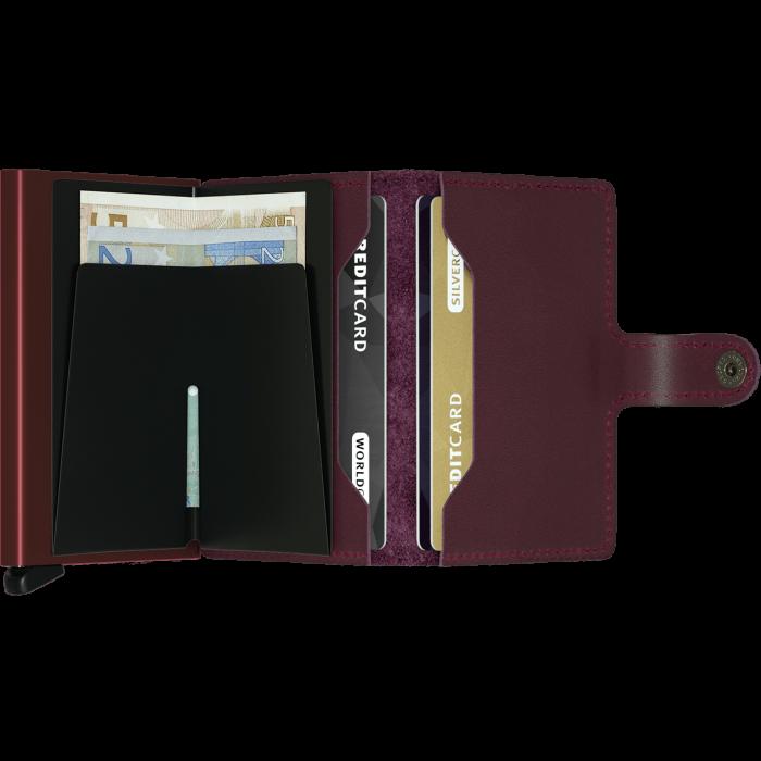 Secrid Miniwallet Original Bordeaux