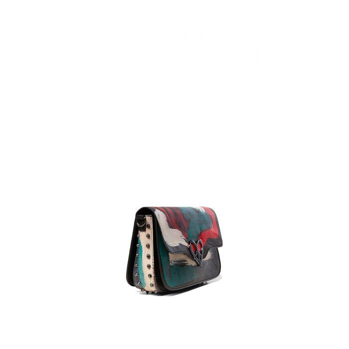 Desigual Love Kaos Amorgos τσάντα ώμου 19WAXP43
