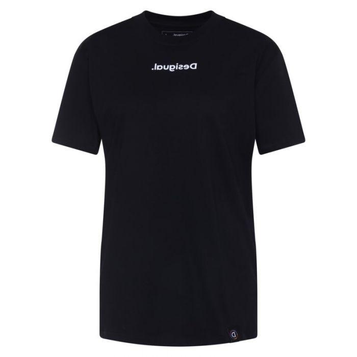 Desigual Sonar μπλούζα κοντομάνικη 20SWTKDB