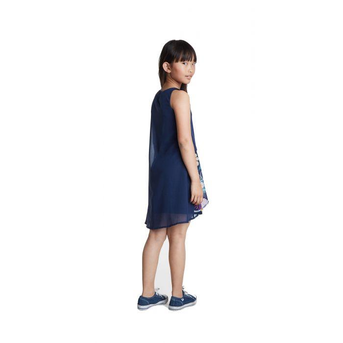 Desigual Juarez φόρεμα αμάνικο 20SGVW08