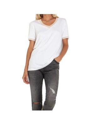 Toi & Moi μπλούζα με V 80-4730-220