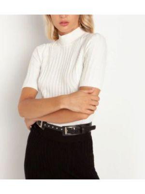 Toi & Moi μπλούζα κοντομάνικη πλεκτή 70-3708-220