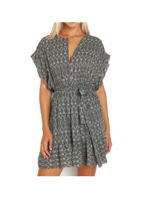 Toi & Moi φόρεμα κοντό με βολάν 50-4616-220