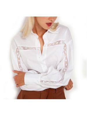 Toi & Moi πουκάμισο με διάτρητες λεπτομέρειες 30-3062-220