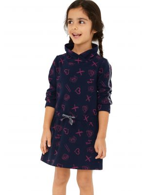 S'Oliver παιδικό φόρεμα με μακρυά μανίκια 2053589.
