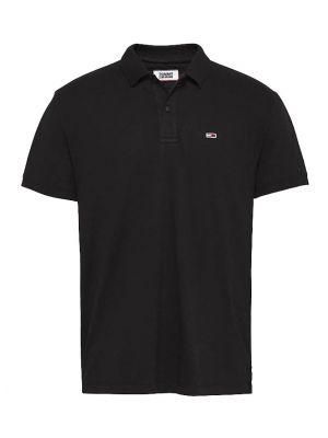 Tommy Hilfiger μπλούζα polo κοντομάνικη DM0DM07196