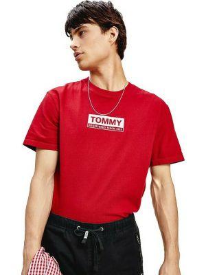Tommy Hilfiger White Box Logo t-shirt DM0DM08364
