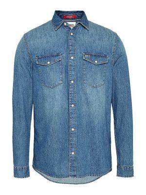 Tommy Hilfiger Western Denim πουκάμισο τζιν DM0DM08402
