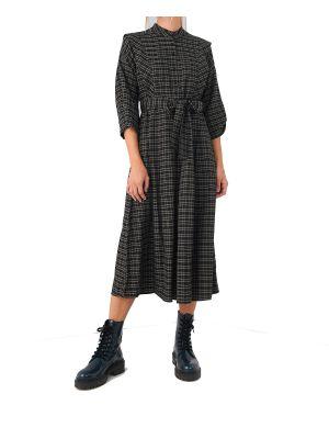 Ale φόρεμα midi καρό 82073785