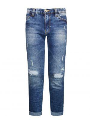 Energiers παντελόνι τζιν με σκισίματα 13-120014-2
