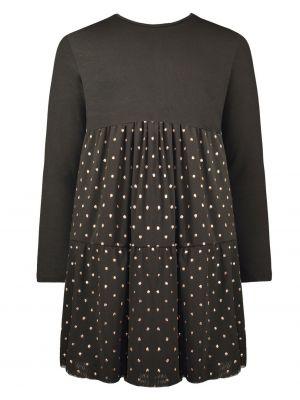 Energiers φόρεμα μακρυμάνικο με τούλι 16-120240-7