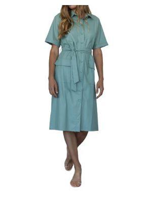 Helmi φόρεμα κοντό σεμιζιέ 46-05-131