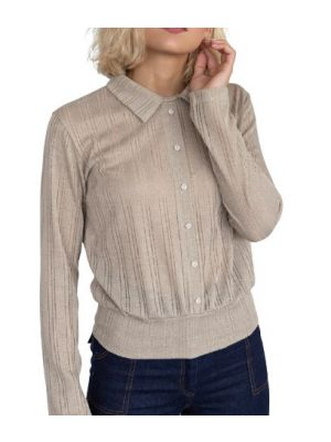 Helmi μπλούζα με γιακά 46-03-045