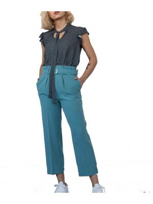 Helmi μπλούζα κοντομάνικη πουά 46-03-013