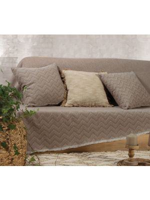 Nef-Nef Felix 21 ριχτάρι διθέσιου καναπέ 170x250cm 027275