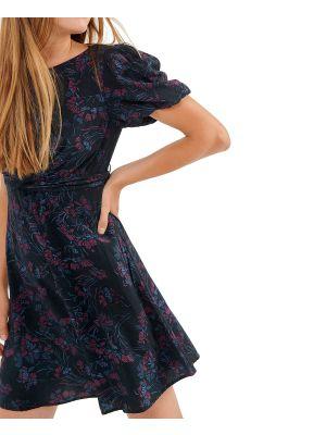 Attrattivo φόρεμα κοντό με δέσιμο πίσω 92304773