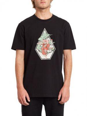 Volcom Nozaka Skate t-shirt με τύπωμα A5232060