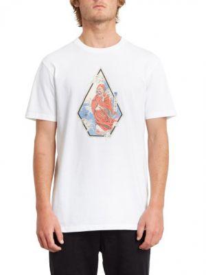 Volcom Nozaka Surf t-shirt με τύπωμα A5232061