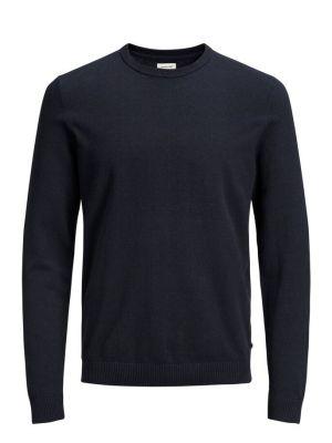 Jack & Jones μπλούζα πλεκτή μακρυμάνικη 12137190