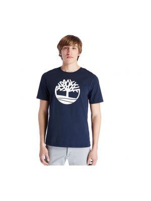Timberland κοντομάνικη μπλούζα A2C2R433