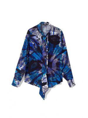 Desigual Nora μπλούζα εμπριμέ 20WWBW02