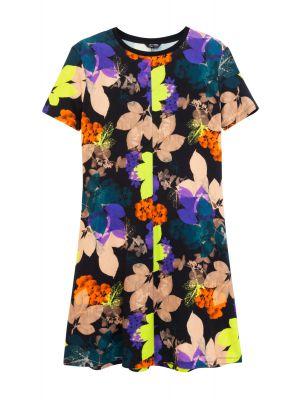 Desigual Autumn φόρεμα mini κοντομάνικο 20WWVK93