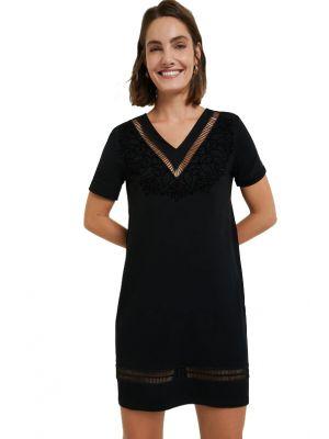 Desigual Lisa φόρεμα mini κοντομάνικο 20WWVK76