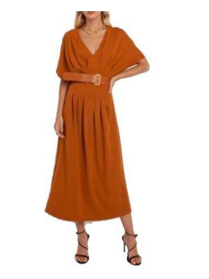 Toi & Moi φόρεμα με πιέτες 50-4534-220