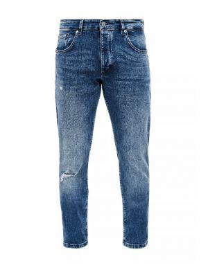 S'Oliver παντελόνι τζιν slim fit 2054157