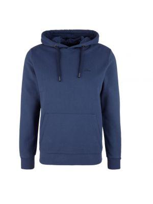 S'Oliver μπλούζα φούτερ με κουκούλα 2056669