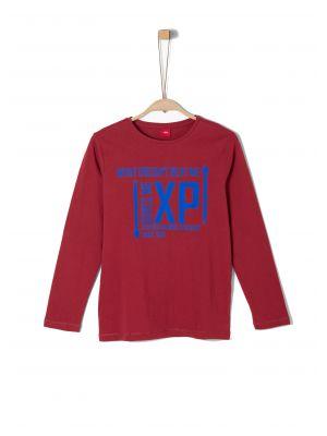 S'Oliver μπλούζα με τύπωμα 2042022