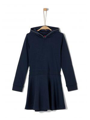S'Oliver φόρεμα με κουκούλα 2041235