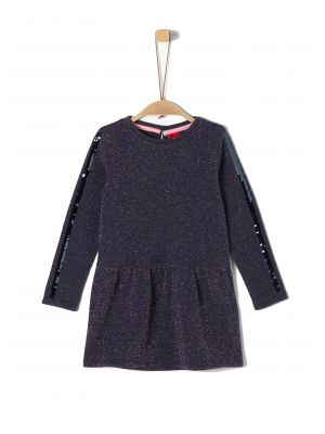 S'Oliver φόρεμα μακρυμάνικο 2041412